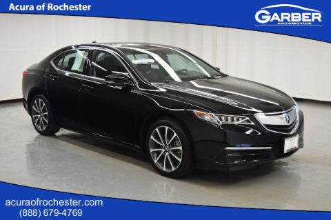 Certified Pre-Owned 2015 Acura TLX TECH FWD Sedan