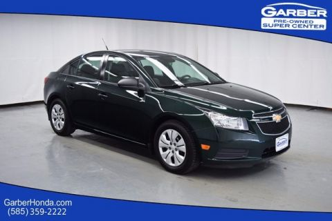 Pre-Owned 2014 Chevrolet Cruze LS FWD 4D Sedan