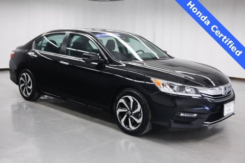 Certified Pre-Owned 2016 Honda Accord EX-L FWD 4D Sedan