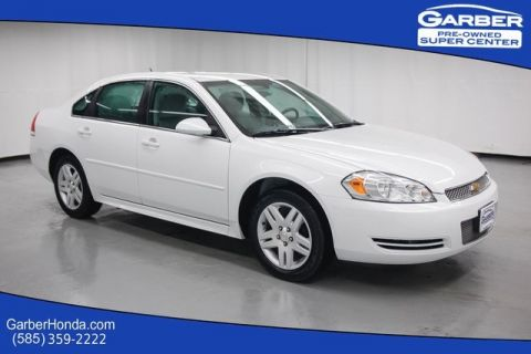Pre-Owned 2016 Chevrolet Impala Limited LT FWD 4D Sedan