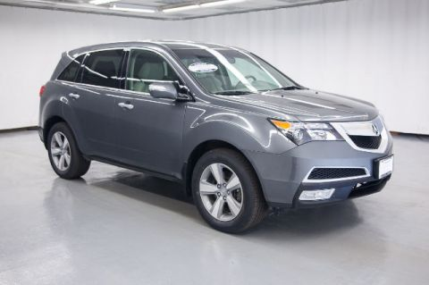 Certified Pre-Owned 2012 Acura MDX TECH AWD