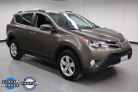 Pre-Owned 2014 Toyota RAV4 XLE AWD