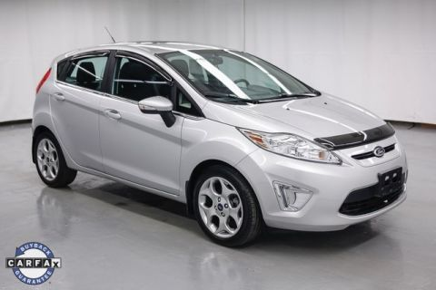 Pre-Owned 2013 Ford Fiesta Titanium FWD 4D Hatchback