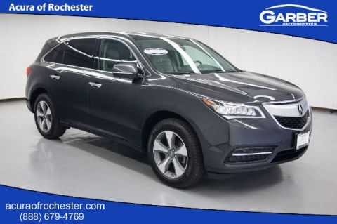 Certified Pre-Owned 2014 Acura MDX 3.5L AWD