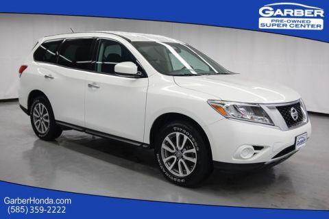 Pre-Owned 2013 Nissan Pathfinder S FWD 4D Sport Utility