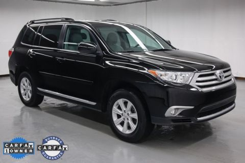 Pre-Owned 2013 Toyota Highlander SE AWD