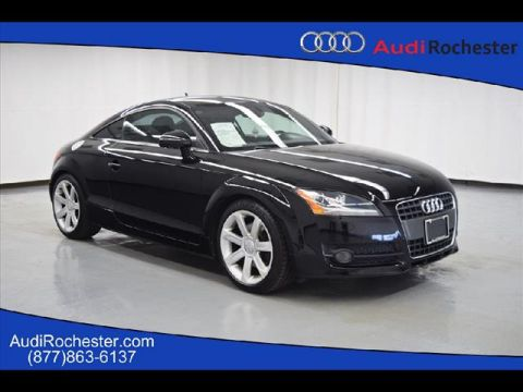 Pre-Owned 2008 Audi TT 2.0T Front-wheel Drive Coupe