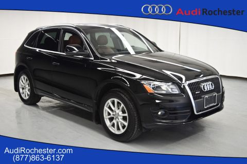 Pre-Owned 2012 Audi Q5 2.0T Quattro Premium Plus All-wheel Drive SUV