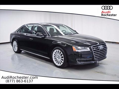 Certified Pre-Owned 2016 Audi A8 3.0T Quattro quattro Sedan
