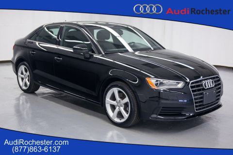 Pre-Owned 2015 Audi A3 1.8T Premium FWD Sedan