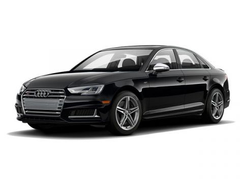 New 2018 Audi S4 3.0T Premium Plus quattro Sedan