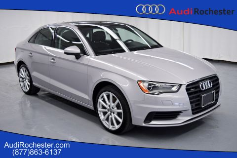 Pre-Owned 2016 Audi A3 2.0T Quattro Premium Plus quattro Sedan