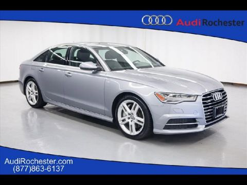 Pre-Owned 2016 Audi A6 2.0T Quattro Premium Plus quattro Sedan