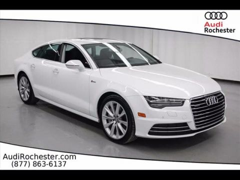 Certified Pre-Owned 2016 Audi A7 3.0T Quattro Premium Plus quattro Sedan