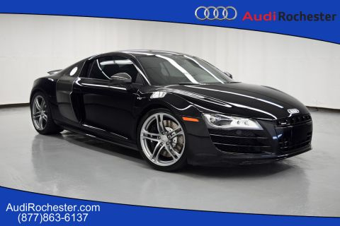 Pre-Owned 2012 Audi R8 5.2 Quattro All-wheel Drive Coupe