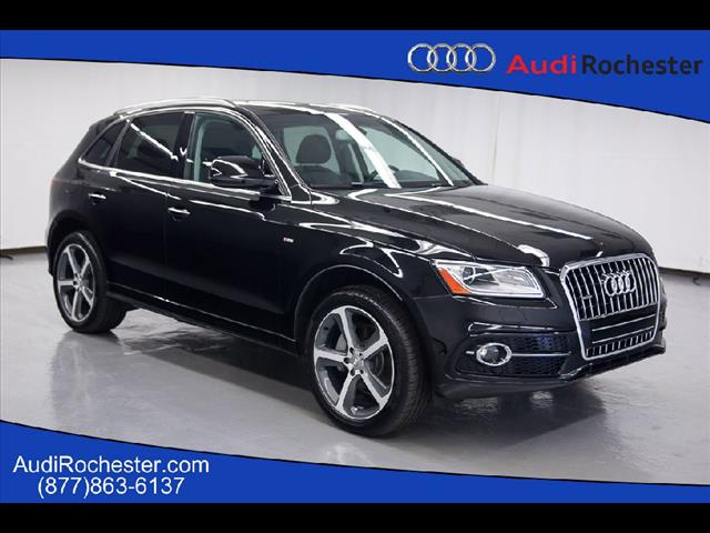 certified pre owned 2016 audi q5 3 0t quattro premium plus quattro suv. Cars Review. Best American Auto & Cars Review
