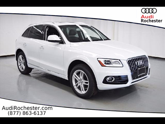 new 2017 audi q5 2 0t premium plus suv in rochester ha029302 garber rochester. Black Bedroom Furniture Sets. Home Design Ideas