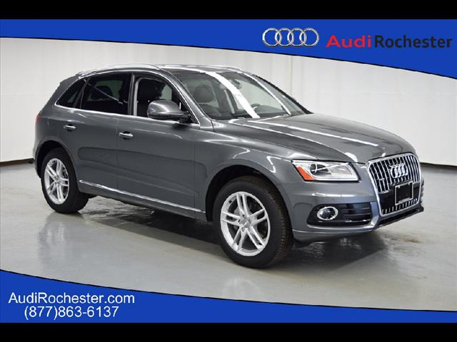 new 2017 audi q5 2 0t premium plus suv in rochester ha012623 garber rochester. Black Bedroom Furniture Sets. Home Design Ideas