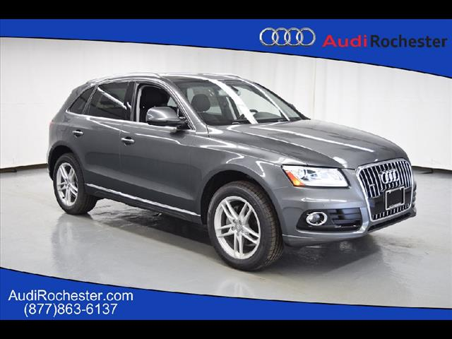 new 2017 audi q5 2 0t premium plus suv in rochester ha016048 garber rochester. Black Bedroom Furniture Sets. Home Design Ideas