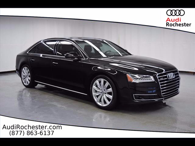 certified pre owned 2016 audi a8 3 0t quattro sedan in rochester. Cars Review. Best American Auto & Cars Review