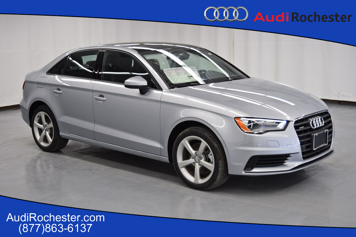 new 2016 audi a3 2 0t premium sedan in rochester g1076149 garber rochester. Black Bedroom Furniture Sets. Home Design Ideas