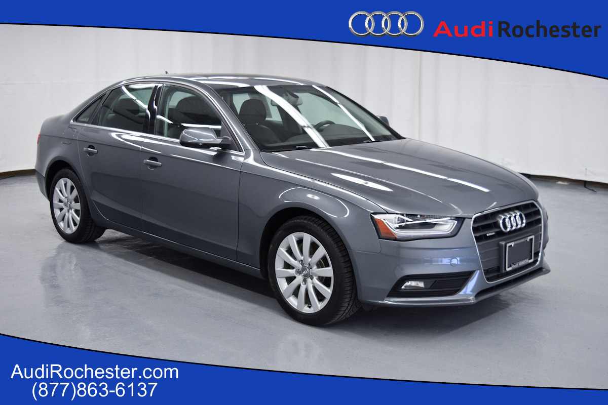 certified pre owned 2013 audi a4 2 0t quattro premium quattro sedan. Cars Review. Best American Auto & Cars Review