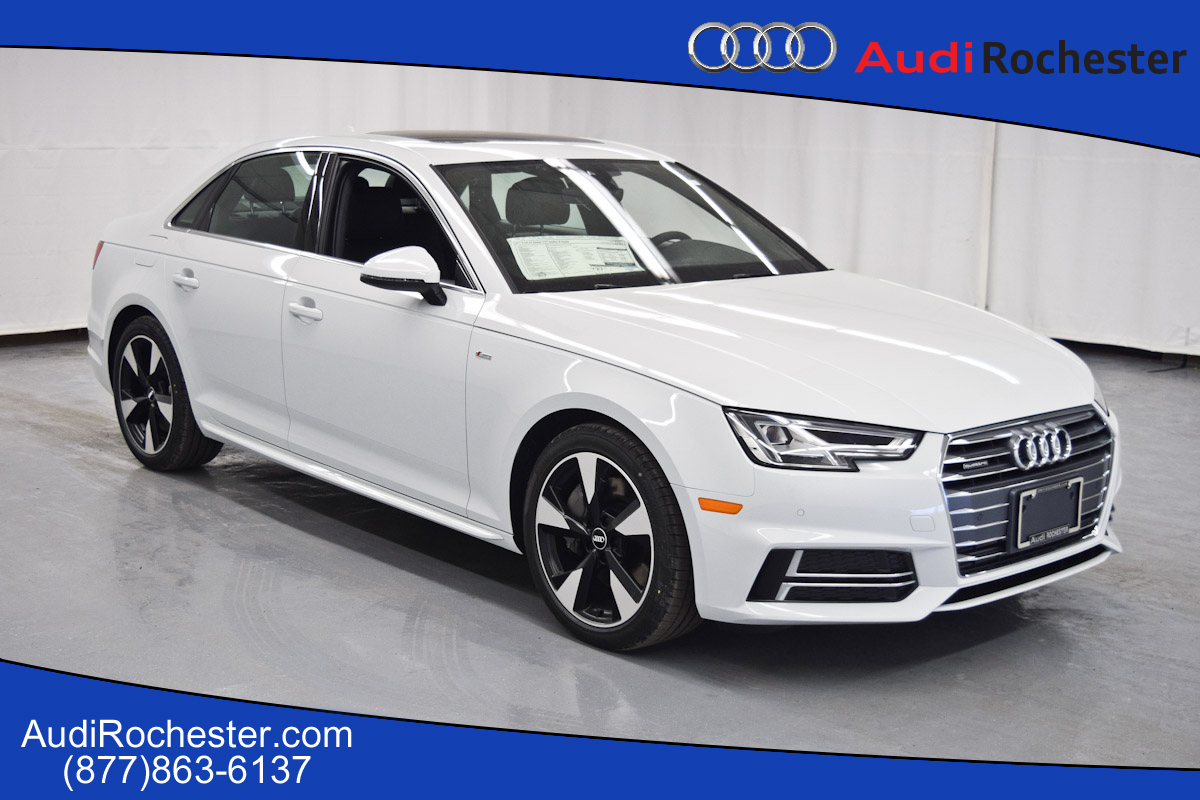 new 2017 audi a4 2 0t premium plus sedan in rochester hn010125 garber rochester. Black Bedroom Furniture Sets. Home Design Ideas