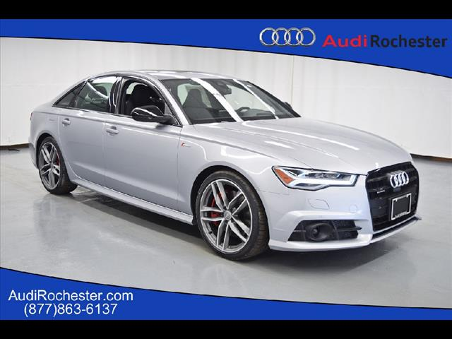 new 2017 audi a6 3 0t competition sedan in rochester hn026413 garber rochester. Black Bedroom Furniture Sets. Home Design Ideas