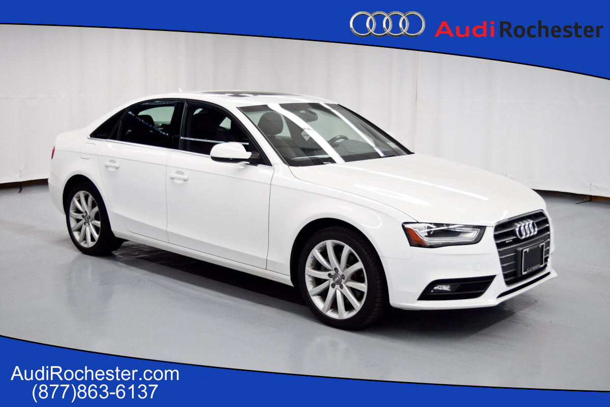 certified pre owned 2013 audi a4 2 0t quattro premium plus sedan in. Cars Review. Best American Auto & Cars Review
