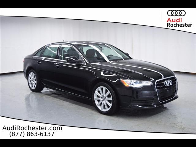 Certified Pre-Owned 2014 Audi A6 2.0T Quattro Premium Plus