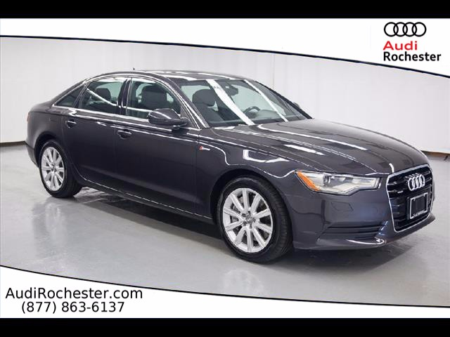 Pre-Owned 2013 Audi A6 3.0T Quattro Premium Plus